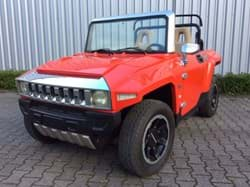 Picture of Used - 2018 - Electric - Mini Hummer HX - Red