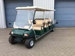 Picture of Used - 2014 - Electric - Club Car Villager 8  - Green