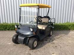 Picture of Used - 2015 - Electric - EZGO RXV 2+2 TÜV - Black