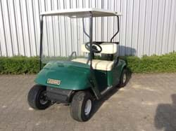 Picture of ! Budget cart ! - Used - 2001 - Electric - EZGO TXT 36 volt - Green