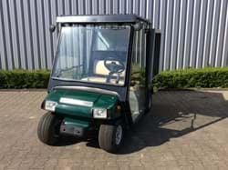 Picture of Used - 2012 - Electric - Club Car Carryall 1 with Cab - Green