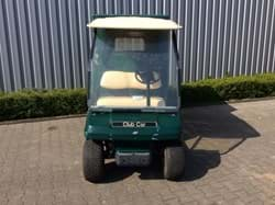 Picture of Used - 2002 - Electric - Club Car DS with cargo box - Green