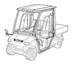 Picture of 2011 - Club Car - Carryall 2 LSV, 6 LSV - E (103814623)