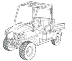 Picture of 2007 - Club Car - Carryall 295 - D (103209027+)