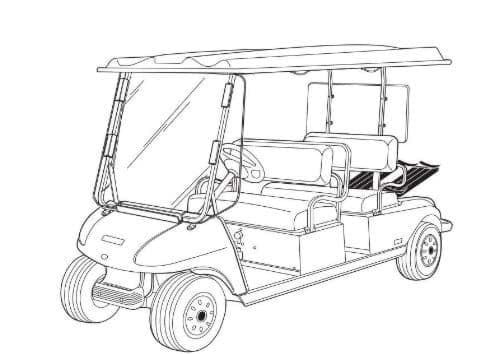 Picture of 1997 - Club Car - Limo DS - G&E (101928506)