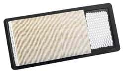Picture of Air filter with wire mesh, premium