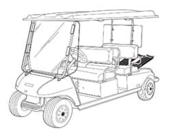 Picture of 2004 - Club Car - Limo- G&E (102397504+)
