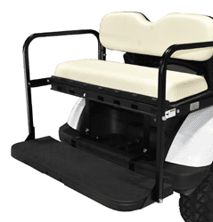 Picture of GTW Mach3 Rear Flip Seat, white