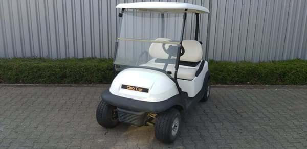 Picture of Used - 2015 - Electric - Club Car Precedent - White