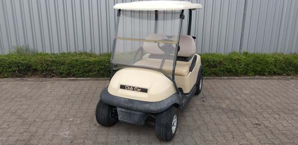 Picture of Used - 2010 - Electric - Club Car Precedent Beige