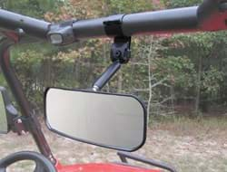 Picture of mirror - rear view