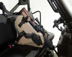 Picture of ICOS 2 AR (in cab on seat) gun holder - AR compatible