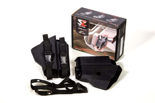 Picture of ICOS 2 Pistol & magazine holster add on kit (1 pair)