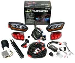 Picture of Club Car Tempo LUX Headlight Kit