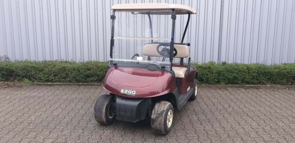 Picture of Used - 2012 - Electric - E-Z-Go Rxv - Burgandy