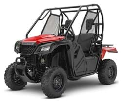 Picture for category Honda Pioneer 500