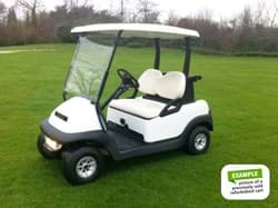 Picture of Refurbished 2-seaters | Club Car, E-Z-GO, Yamaha | From € 2.199,- (ex. VAT)