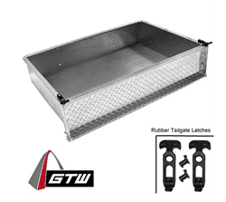Picture of GTW Aluminum Cargo Box