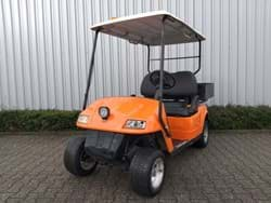 Picture of Used - 2006 - Electric - Suzhou 2 seater + cargo box - Orange
