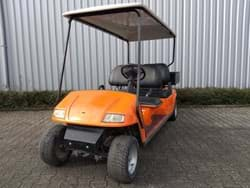 Picture of Used - 2006 - Electric - Suzhou 4 + cargo box - Orange