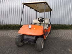Picture of Used - 2007 - Electric - Suzhou 6 seater - Orange