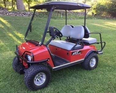 Picture of 2011 - Club Car, XRT 850 - Gasoline & Electric (103814614)