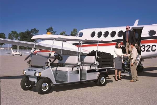 Picture of 1995-1996 - Club Car, Transporter - Gasoline & Electric (1018862-03)