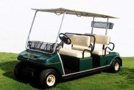 Picture of 2008 - Club Car, Limo, Manual brake - Electric & Gasoline (103373006)