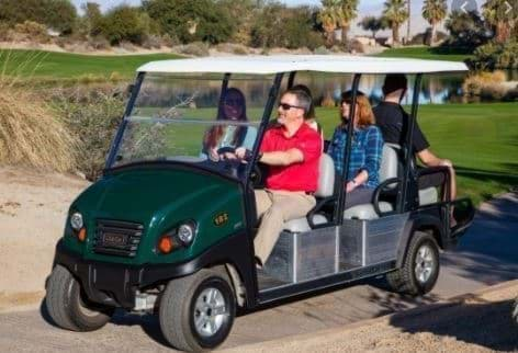 Picture of 2014 - Club Car, Transporter - Gasoline & Electric (105062829)