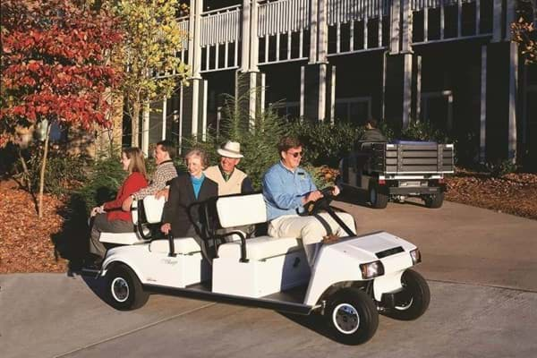 Picture of 2011 - Club Car, Villager 6, Villager 8 - Gasoline & Electric (103814605)
