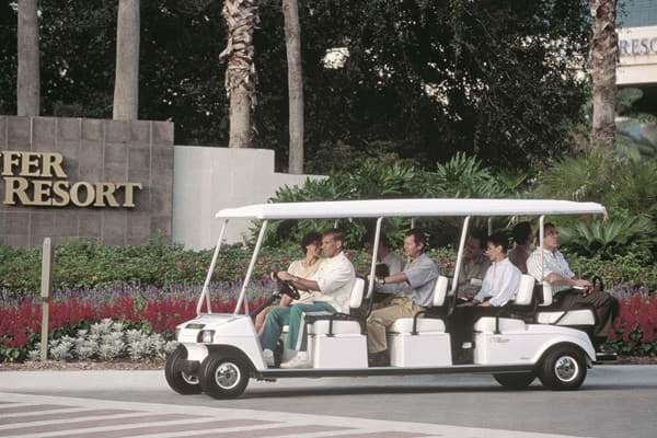 Picture of 2021 - Club Car, Villager 6, Villager 8 - Gasoline & Electric (86753090089)