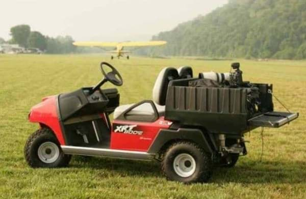 Picture of 2010 - Club Car, XRT 800, XRT 810 - Gasoline & Electric (103700513)