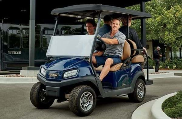 Picture of 2021 - Club Car, Tempo connect & 2+2 - Lithium-Ion (86753090053)