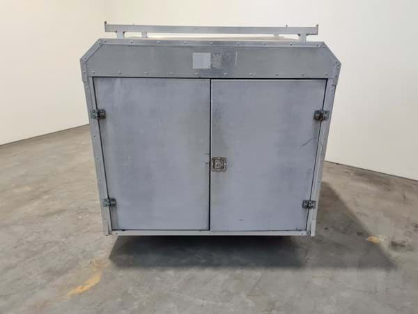 Picture of Used closed cargo box [OUTLET PRODUCT]